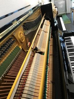 bua dan piano yamaha u3s