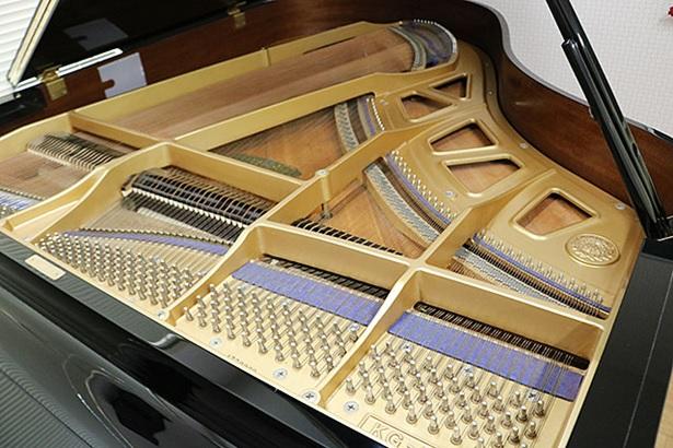 bo may co dan grand piano kawai kg-3e