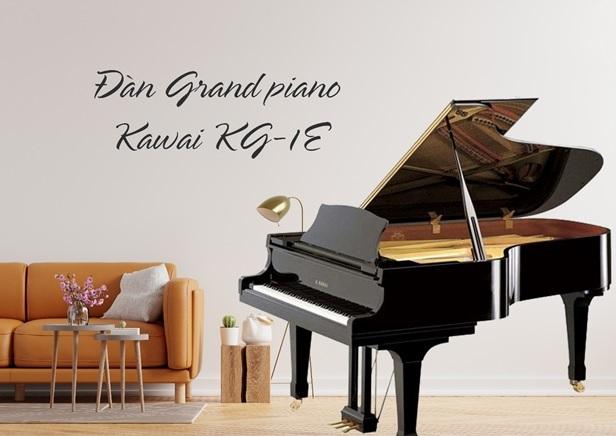 dan grand piano kawai kg-1e cu