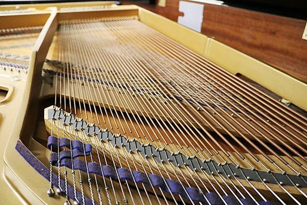 day dan grand piano kawai kg-3e