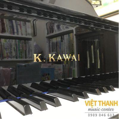 logo dan grand piano kawai kg-3e