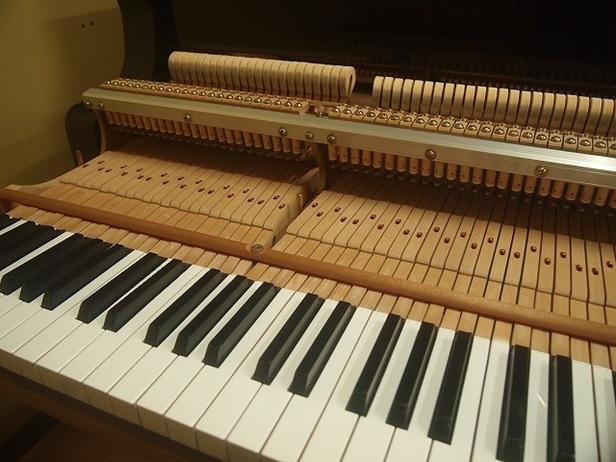 bo co piano yamaha c7b