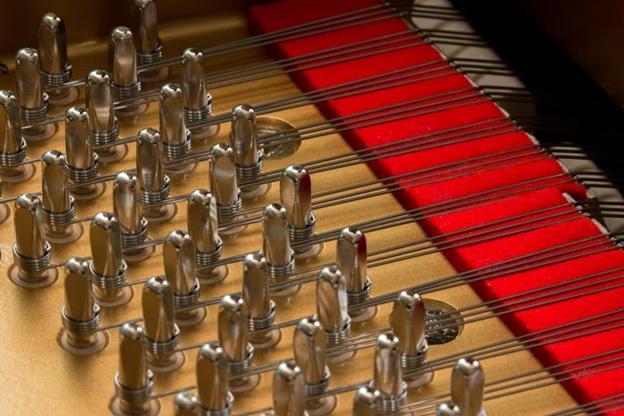 Pinblocks and Tuning pins tren dan piano kawai gl 10