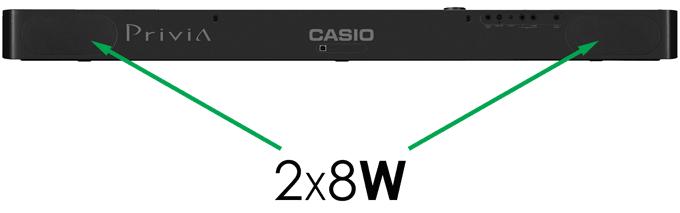 casio-px-s1000-speakers