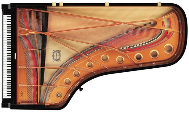 cay dan pian lay mau am thanh cho yamaha ydp 144