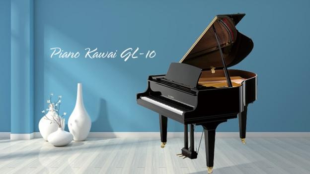 Giới thiệu một số mẫu tiêu biểu của dòng đàn grand piano Kawai  GL Series