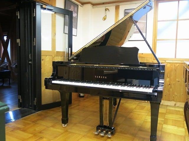 dan piano yamaha c3b cu
