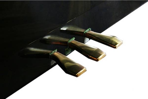 pedal piano yamaha u3a