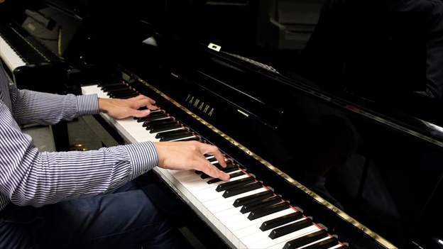 am thanh piano yamaha ux3