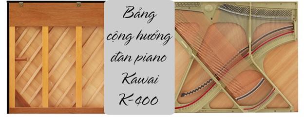 bang cong huong piano kawai k400