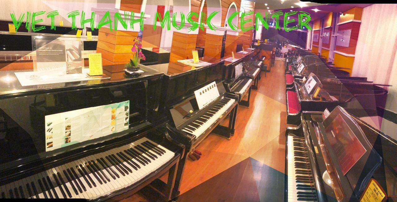 cửa hàng bán đàn piano cơ cũ