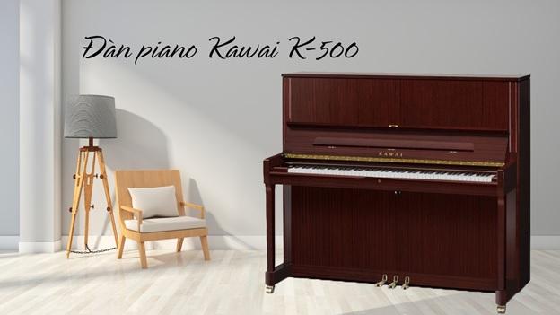 dan piano moi kawai k500