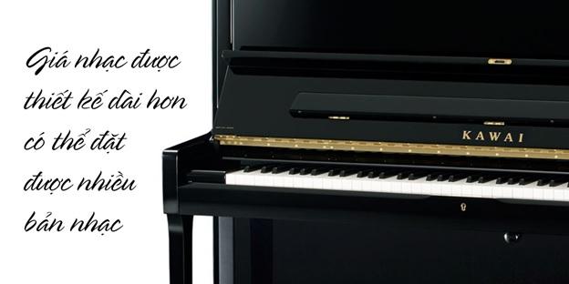 gia de nhac tren dan piano kawai k500