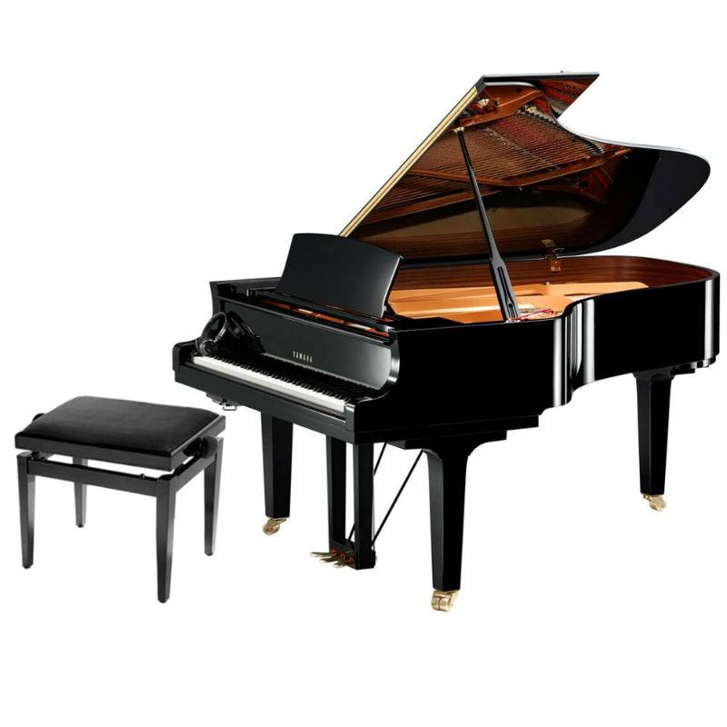 grand piano yamaha c6x