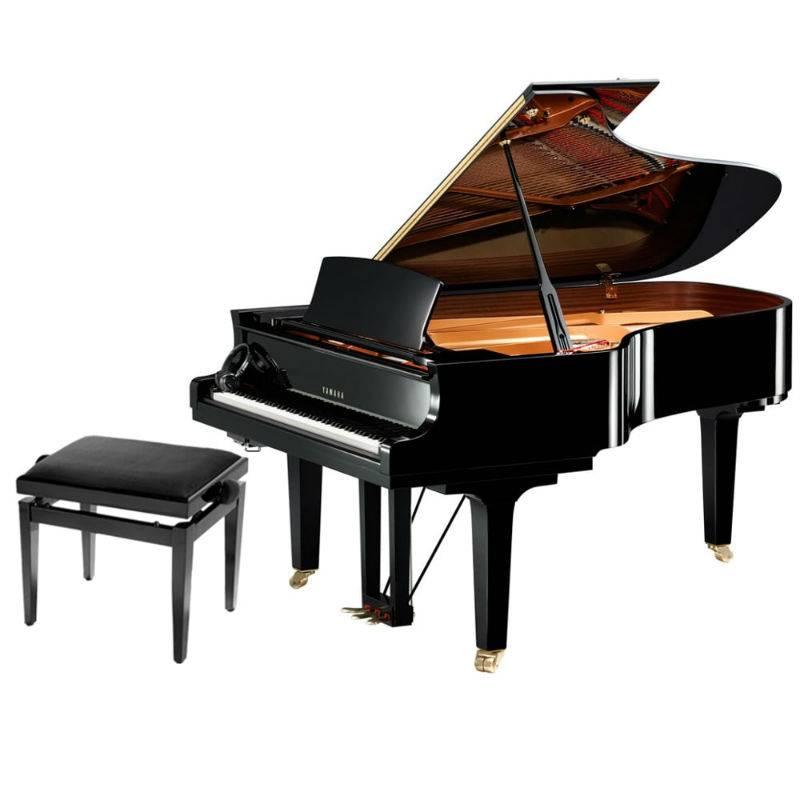Đàn Piano Yamaha C6X