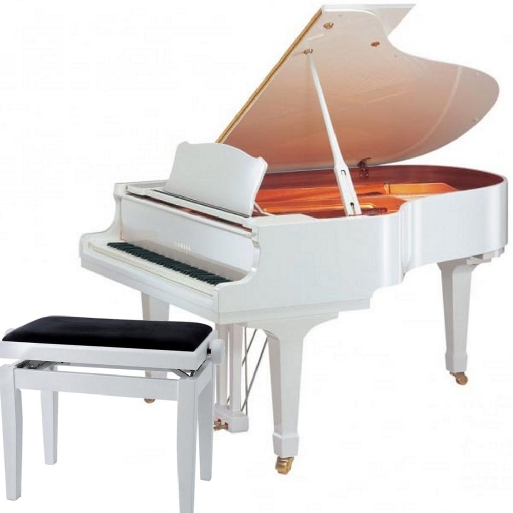 grand piano yamaha gc2 màu đen