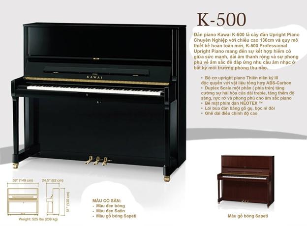 k500 kawai