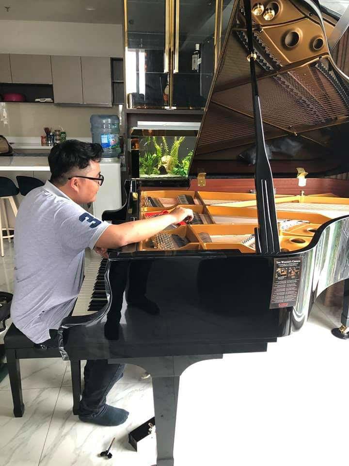 len day piano