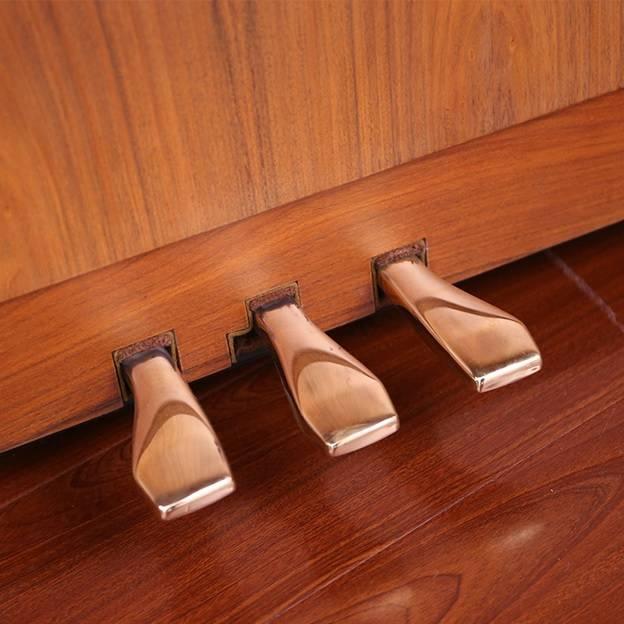 pedal piano yamaha w106