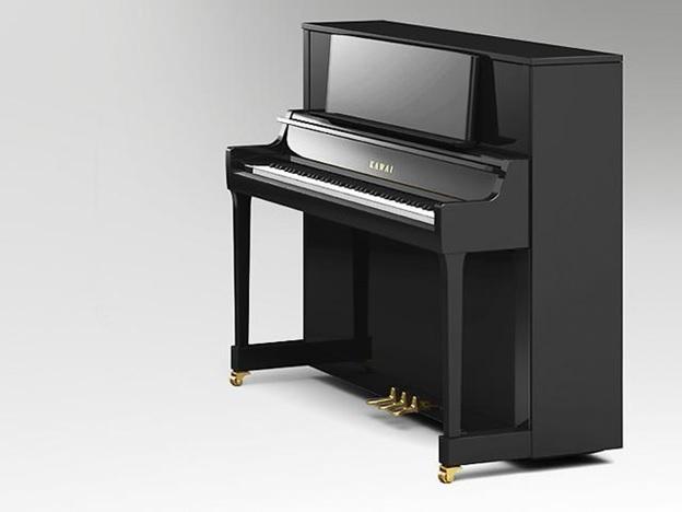 phoi cach noi trung bay dan piano kawai k400
