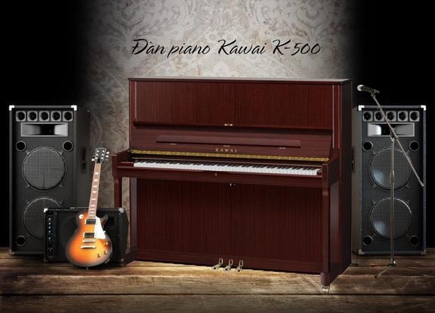 piano co kawai k500 moi