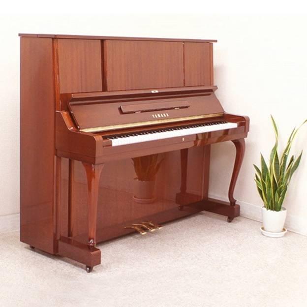 piano yamaha w106 cu mau go