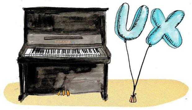 ua diem piano yamaha ux
