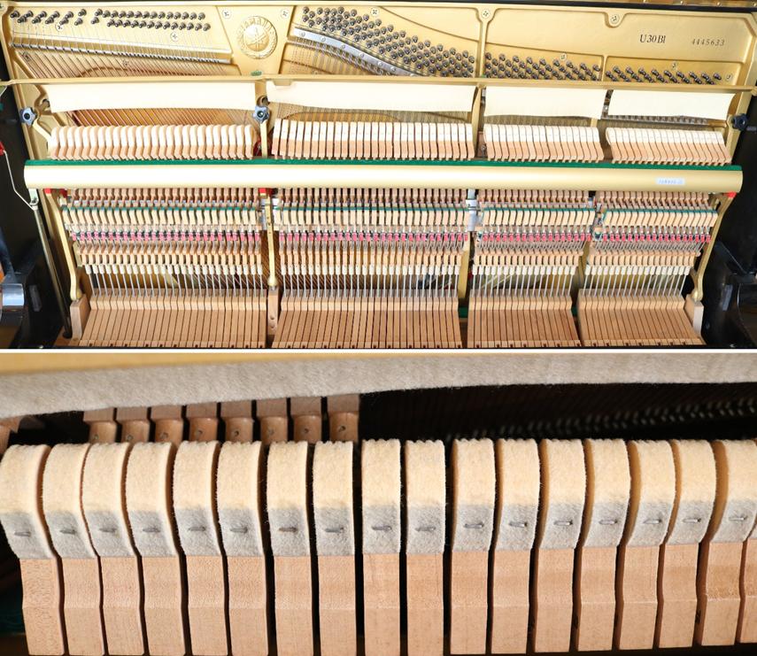 bộ máy đàn piano cơ
