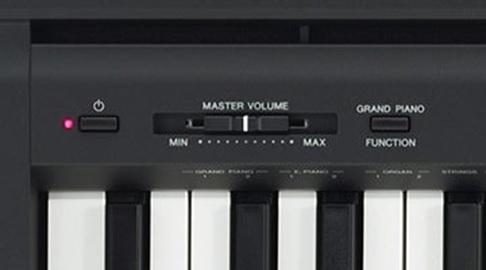 cac tinh nang dan piano yamaha p45