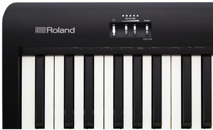 dan piano roland fp-10