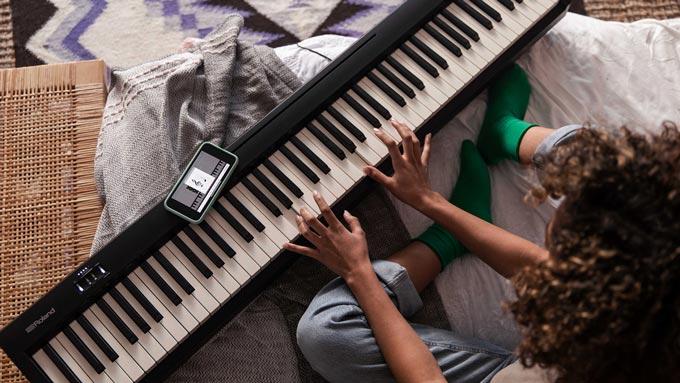 danh gia dan piano dien roland fp 10