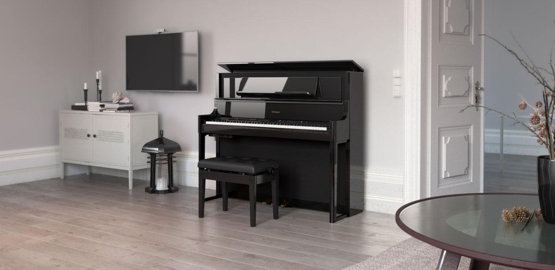 dan piano dien roland dong lx700