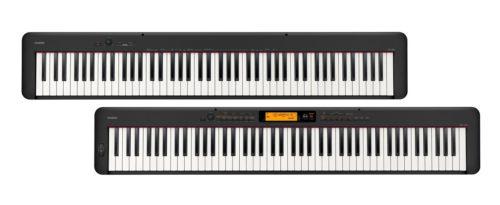 dan piano dien casio cdp s series