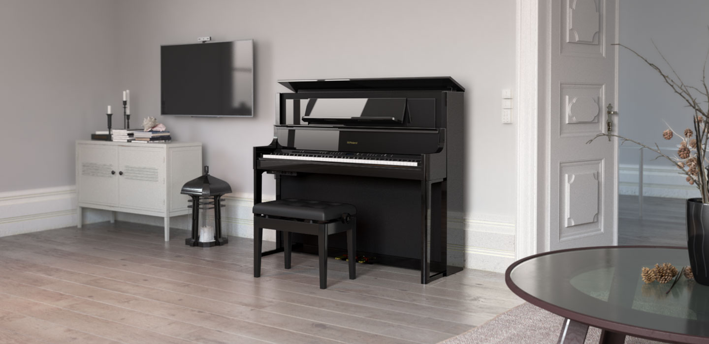 dong dan piano dien roland lx-700 series