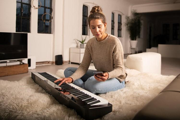 Piano Điện PXS1000 giá bao nhiêu – Đàn Piano Điện Casio Siêu Mỏng