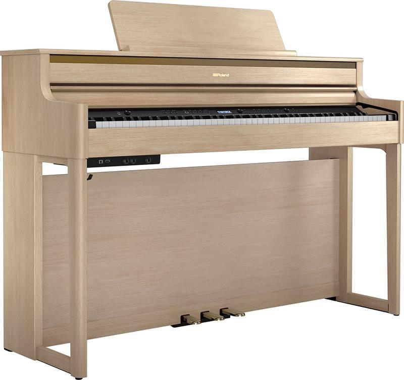 Thông tin đàn piano điện Roland HP-702 mới 2019