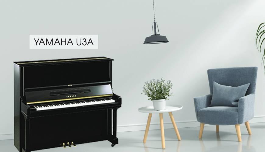 Đàn piano Yamaha U3: U3F, U3G, U3H, U3M, U3A,… có gì khác biệt?