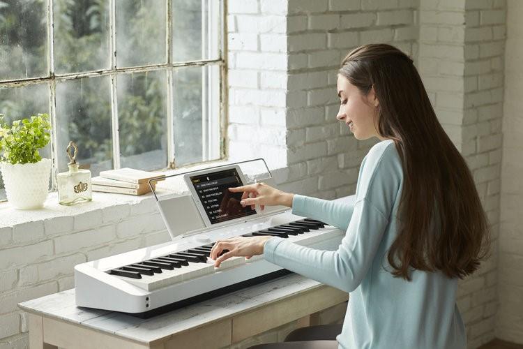 Những ưu điểm nổi trội của dòng piano điện Casio