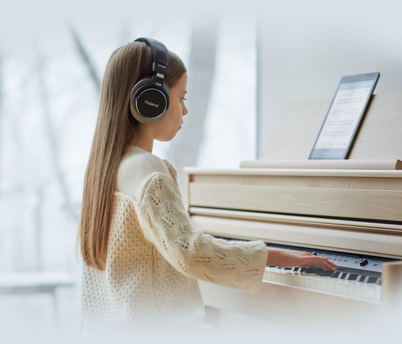 Các tính năng nổi bật của dòng đàn piano điện Roland HP-700