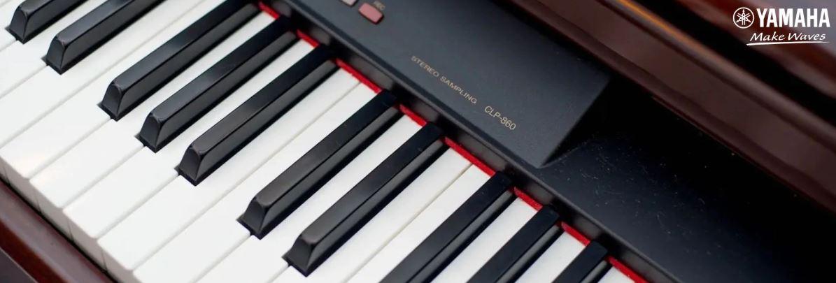 bàn phím piano điện yamaha