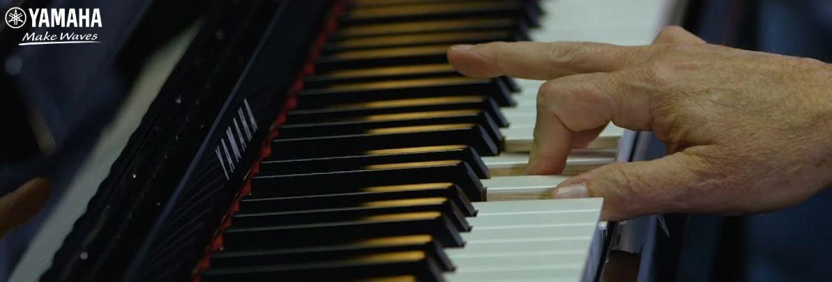 ban phim piano dine
