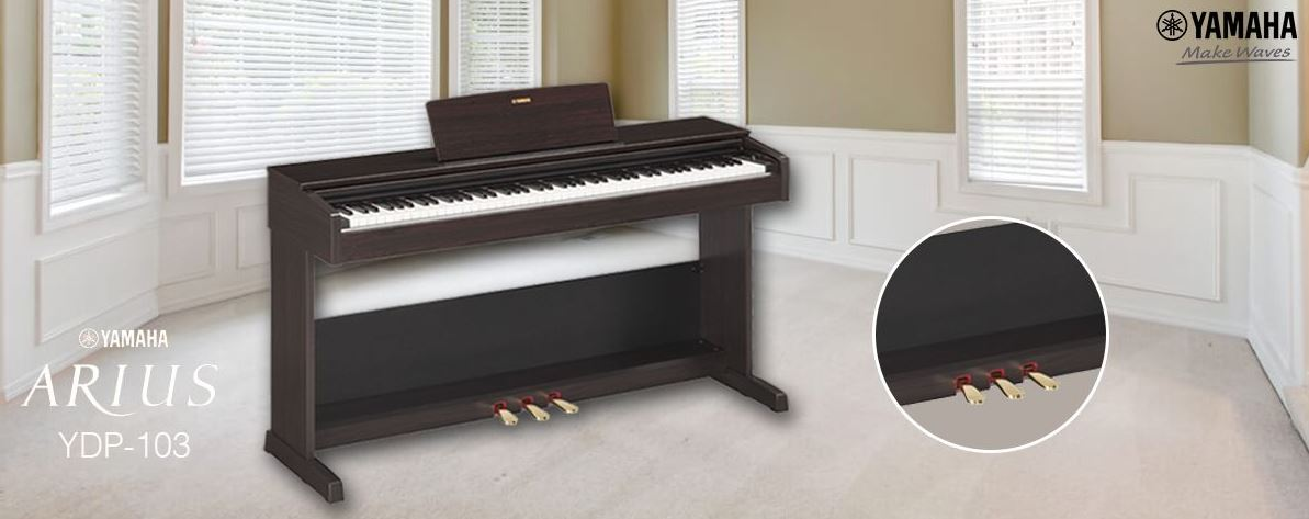 dan piano Yamaha YDP-103