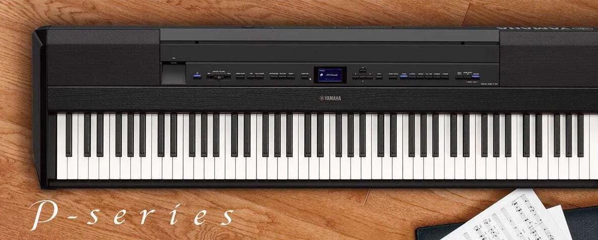 dong dan piano dien yamaha P-series
