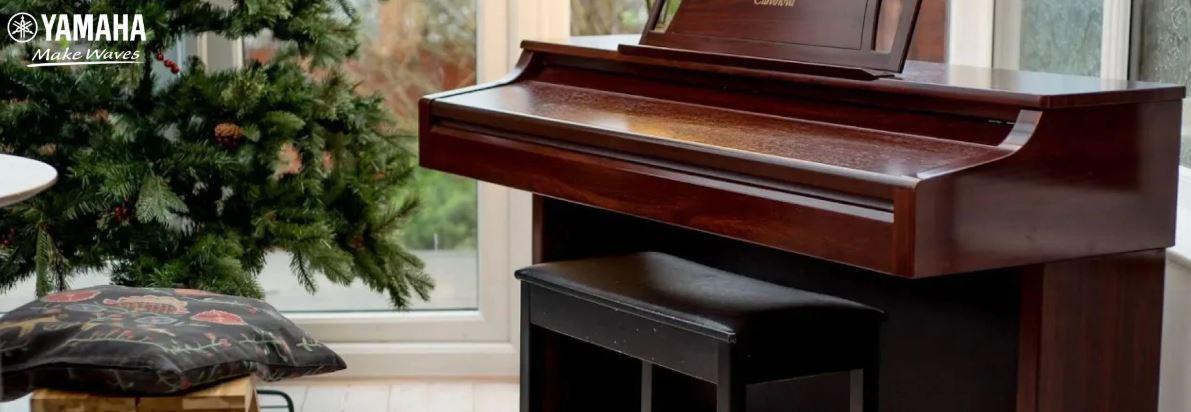 Sự khác biệt giữa piano điện Yamaha Clavinova CLP và Clavinova CVP