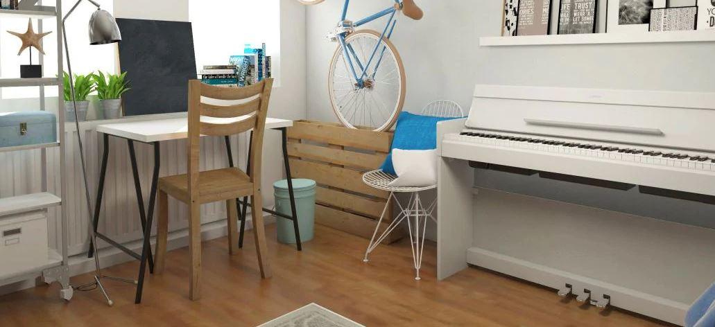 Nhà có không gian nhỏ nên mua đàn piano điện như thế nào?