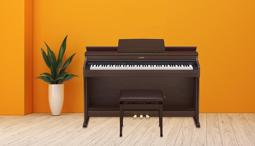 Nên mua đàn piano điện Casio mới hay cũ