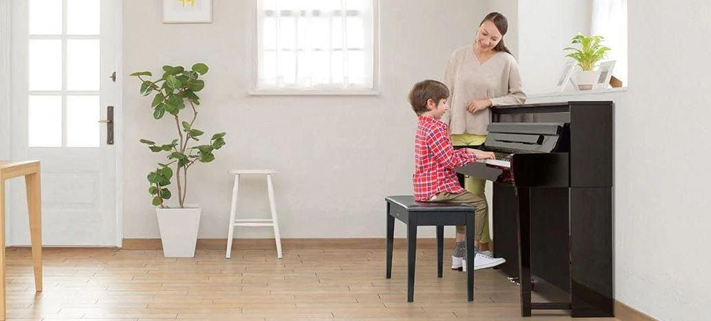 dan piano dien cho tre em