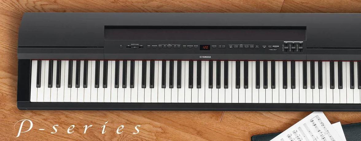 dan piano dien yamaha p45