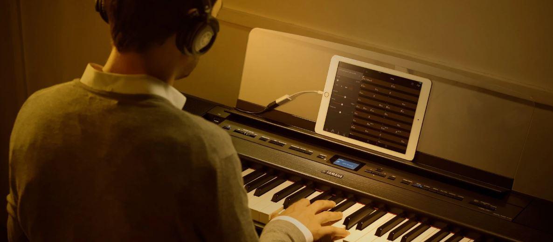 dan piano dien yamaha rat de su dung