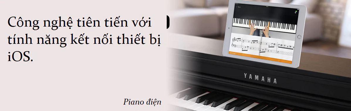 dan piano dien yamaha
